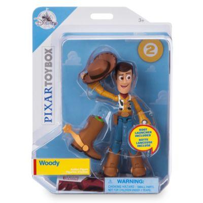 Pixar Toybox Woody Action Figure