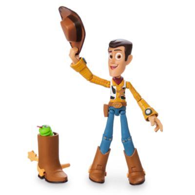 Muñeco de acción Woody, Pixar Toybox