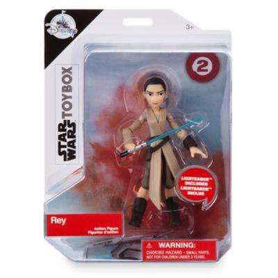 Rey actionfigur, Star Wars Toybox