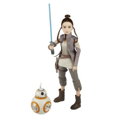 Set avventura Rey di Jakku, Star Wars: Forces of Destiny