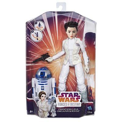 Coffret Princesse Leia Organa et R2-D2, Star Wars: Forces du destin
