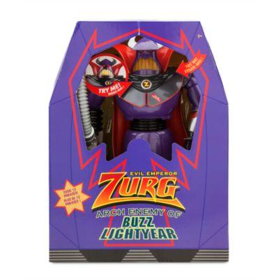 Muñeco de acción de Zurg con voz