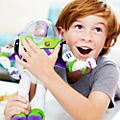 Disney Store Buzz Lightyear Talking Action Figure