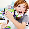 Personaggio snodabile parlante Buzz Lightyear Disney Store