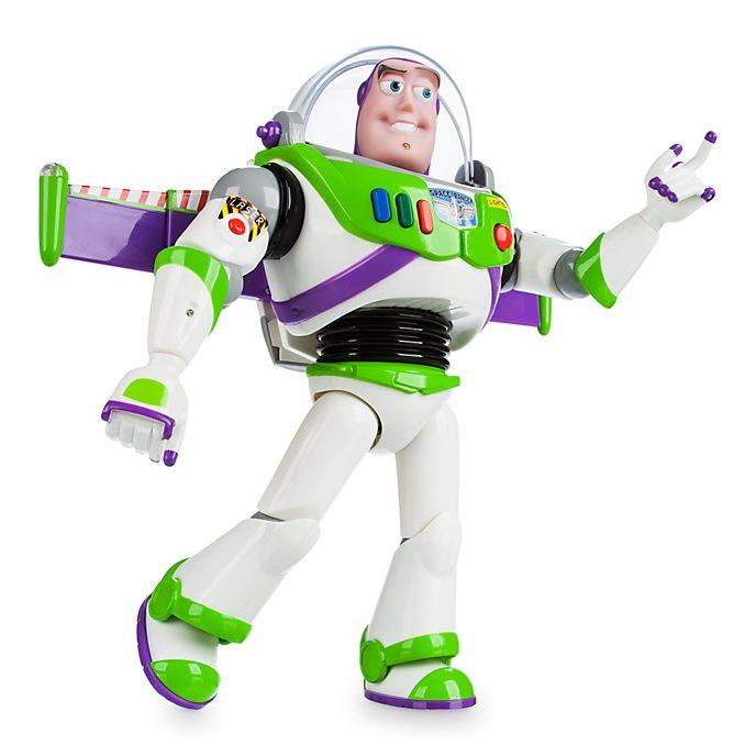 Muñeco acción parlante Buzz Lightyear, Disney Store