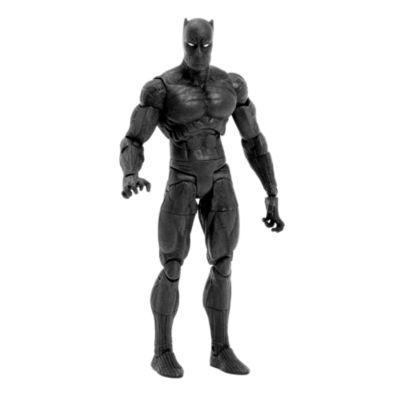Figurine articulée à collectionner en édition spéciale Black Panther, Marvel Select