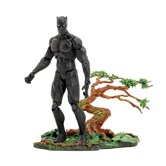 Muñeco acción Black Panther edición especial coleccionista, Marvel Select