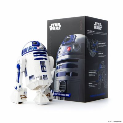 R2-D2 App-Enabled Droid by Sphero, Star Wars: The Last Jedi