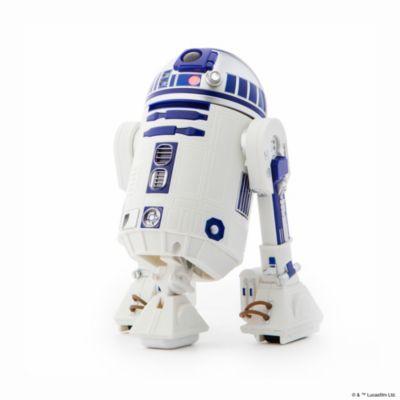 Droide R2-D2 interactif par Sphero, contrôlé via application, Star Wars: Les Derniers Jedi