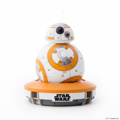 Droide BB-8 interactif par Sphero, contrôlé via application, Star Wars: Les Derniers Jedi