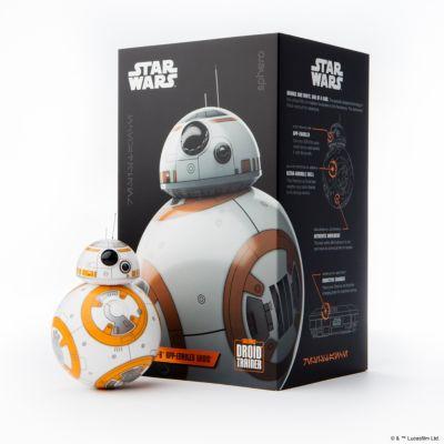 Star Wars: Die letzten Jedi - BB-8 - App-aktivierbarer Droide von Sphero