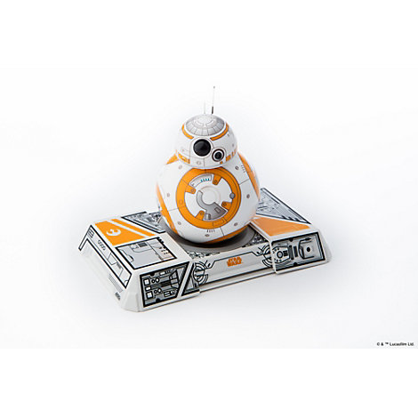 BB-8 App-Enabled Droid by Sphero, Star Wars: The Last Jedi