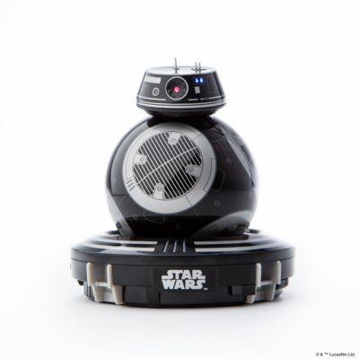 Droide BB-9E interactif par Sphero, contrôlé via application, Star Wars: Les Derniers Jedi