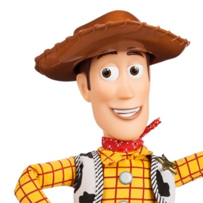 Action figure parlante Woody