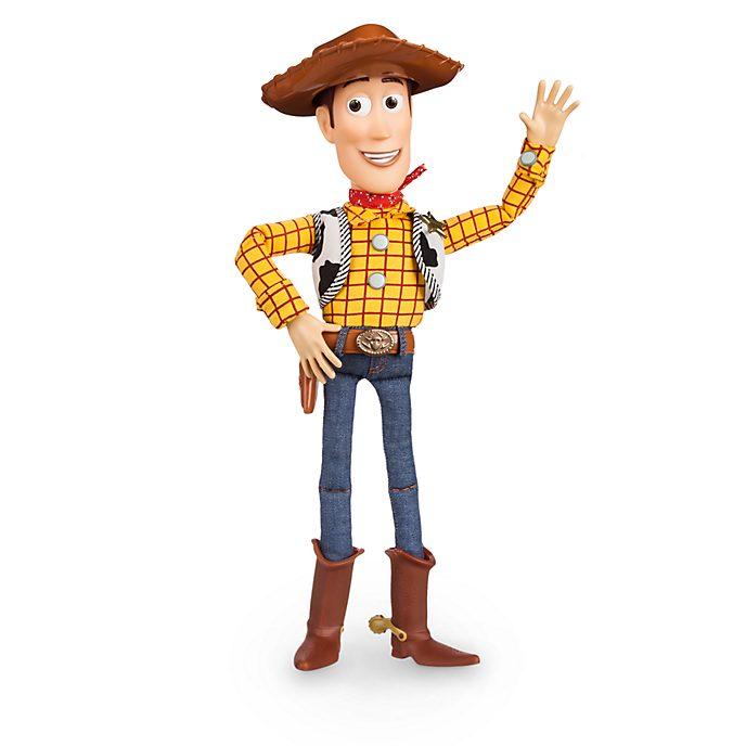 Muñeco de acción de Woody con voz