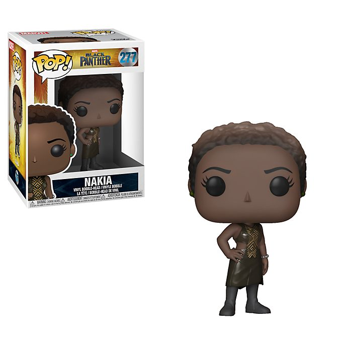 Funko Nakia Pop! Vinyl Figure, Black Panther