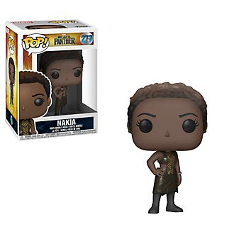 Personaggio in vinile Nakia serie Pop! di Funko, Black Panther