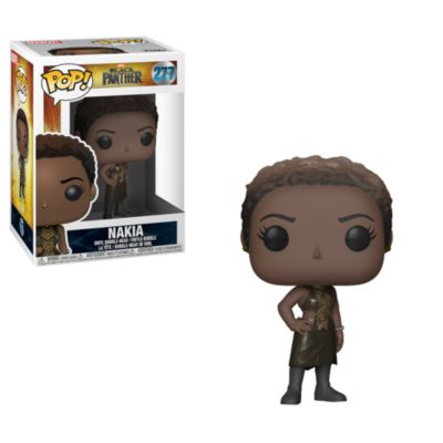 Nakia Pop! Vinyl Figure by Funko, Black Panther
