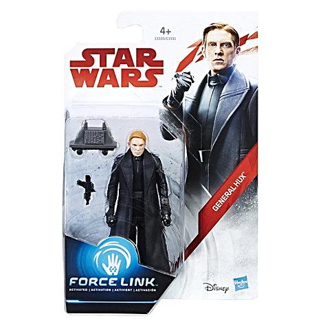 Star Wars General Hux Force Link Figure