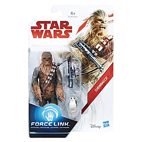 Figurine rugissante de Chewbacca, Star Wars : Forces du destin