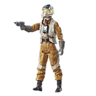 Figura Vínculo de Fuerza de Paige, artillera de la Resistencia, Star Wars