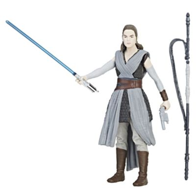 Figura Vínculo de Fuerza de Rey, entrenamiento Jedi, Star Wars
