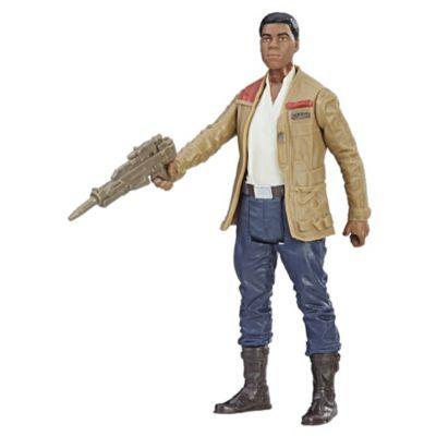 Figura Vínculo de Fuerza de Finn, miembro de la Resistencia, Star Wars