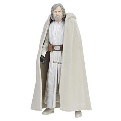 Figurine Force Link de Luke Skywalker, maître Jedi, Star Wars
