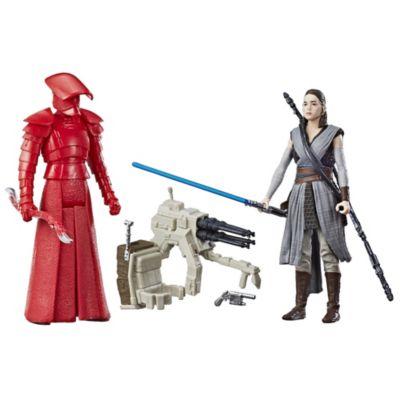 Rey (jedi-træning) og Elite Praetorian Guard 2-pak, Star Wars