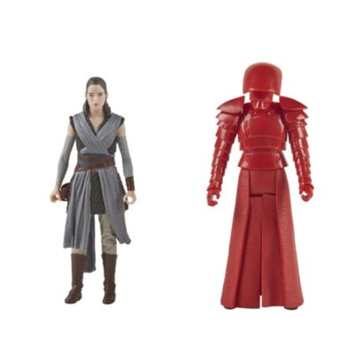 Rey (Jedi Training) & Elite Praetorian Guard 2-Pack, Star Wars