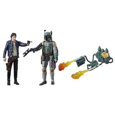 Han Solo y Boba Fett, pack de 2, Star Wars