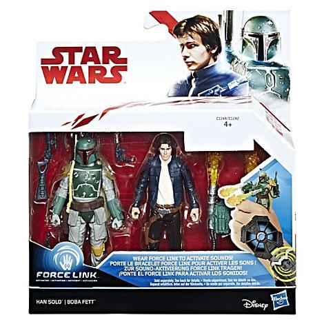 Han Solo & Boba Fett 2-pack, Star Wars