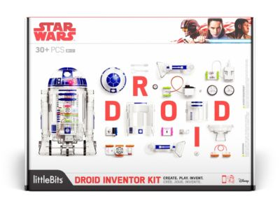 littleBits Star Wars Droid Inventor Kit, Star Wars: The Last Jedi