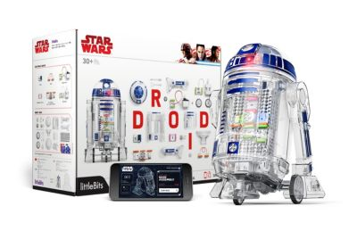 Star Wars Droid Inventor Kit di littleBits, Star Wars: Gli Ultimi Jedi