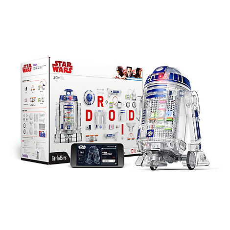 Kit inventor de droides Star Wars, de littleBits, Star Wars: Los Últimos Jedi