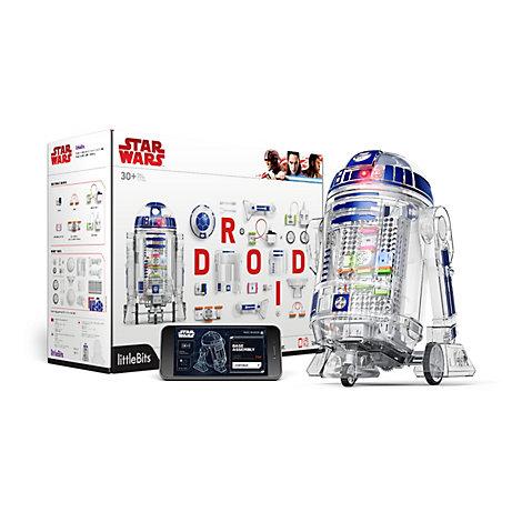 Kit inventor de droides Star Wars, de littleBits, Star Wars: Los Últimos Jedi