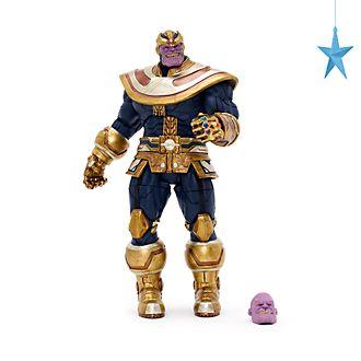 Figurine articulée collector Thanos, série Marvel Select