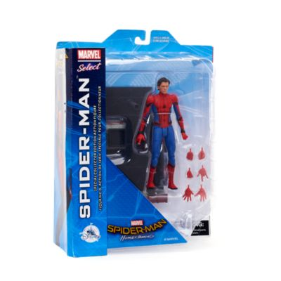 Action figure da collezione Spider-Man, Marvel Select
