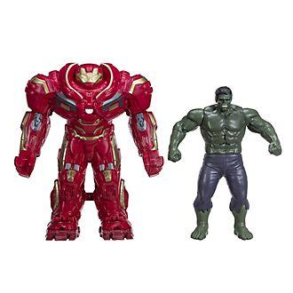 Hasbro Figurine Hulk Out Hulkbuster articulée, Avengers: Infinity War