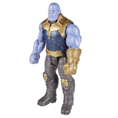 Muñeco acción Thanos, Titan Hero Power FX
