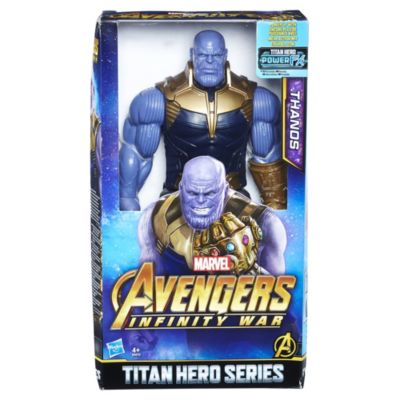 Figurine articulée Titan Hero Power FX Thanos