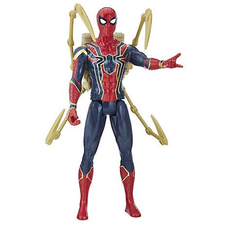 Iron Spider Titan Hero Power FX Action Figure