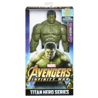 Titan Hero Power FX - Hulk - Actionfigur