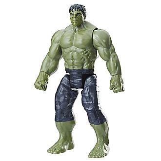 Muñeco acción Hulk, Titan Hero Power FX