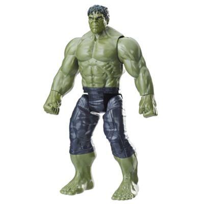 Figurine articulée Titan Hero Power FX Hulk