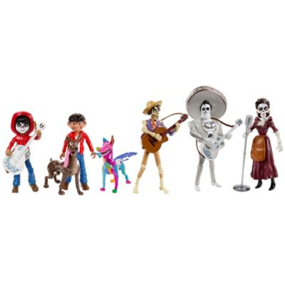 Disney/Pixar Coco - Ernesto de la Cruz - Minifigur