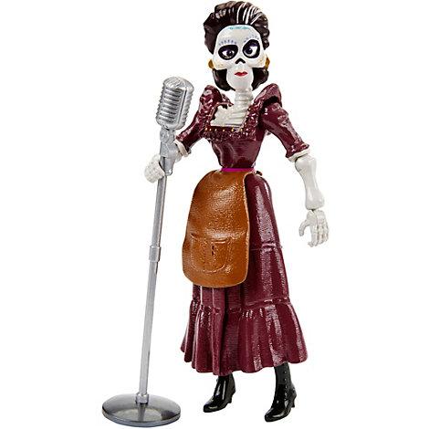 Figura miniatura Mamá Imelda, Disney Pixar Coco