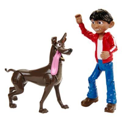 Disney/Pixar Coco - Miguel und Dante - Minifiguren
