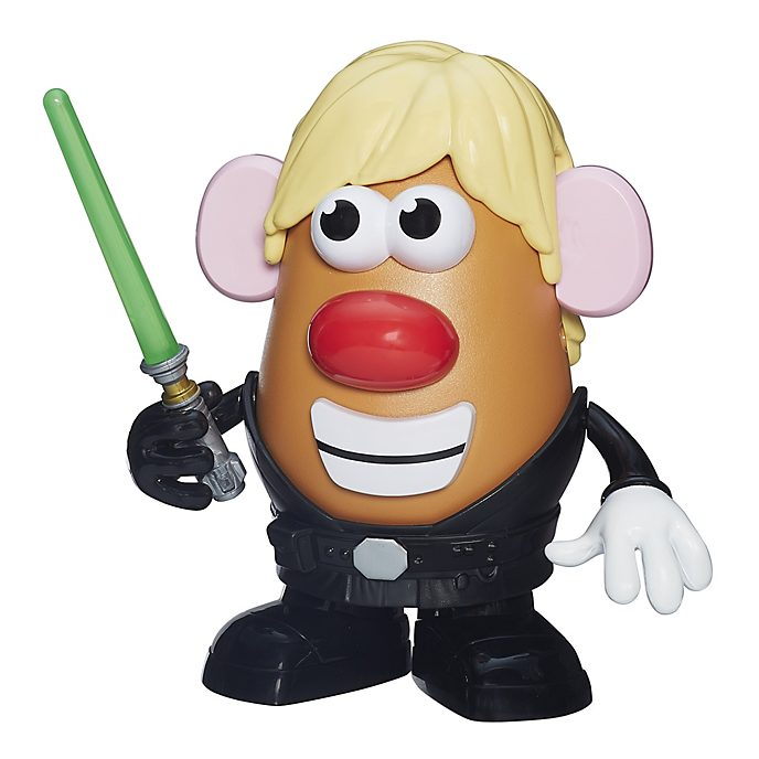 Mr Patate Luke Frywalker