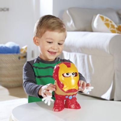 Iron Man - Charly Naseweis